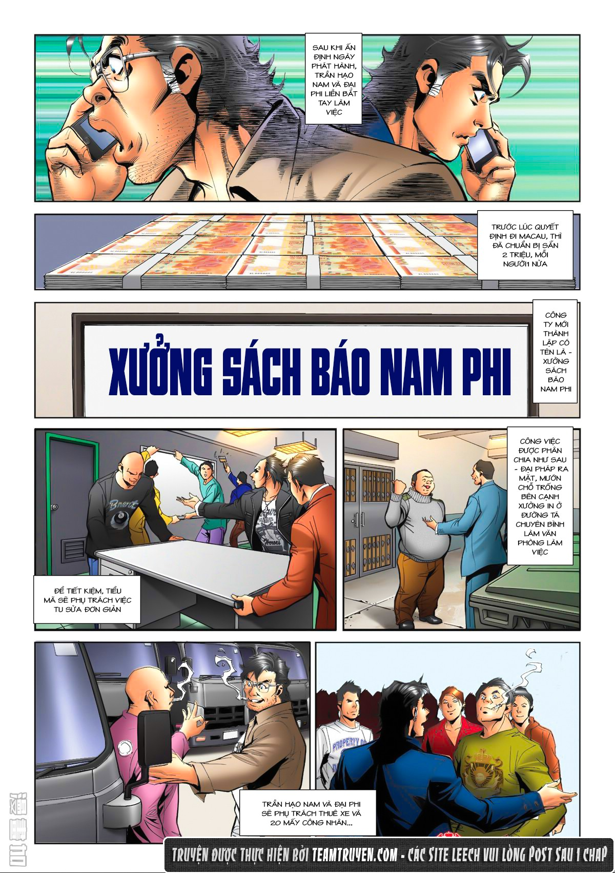 Người Trong Giang Hồ Chap 1574 - Next Chap 1575