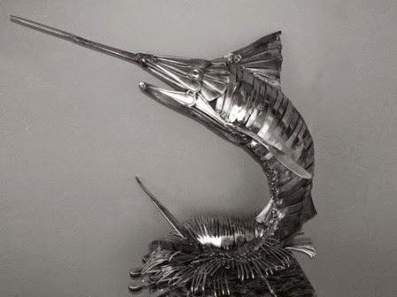 18 seni sendok garpu ikan cucut