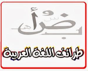 من طرائف اللغة العربية - أغرب أبيات الشعر