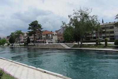 Macedonië, Struga, Zwarte Drim