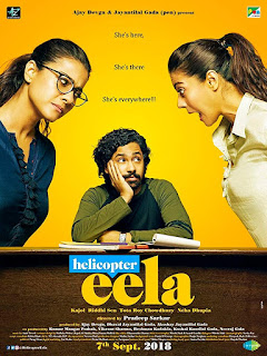 Helicopter Eela (2018) Hindi Movie HDRip | 720p | 480p