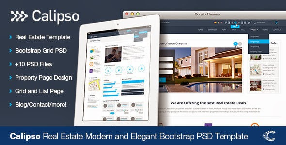 Premium Responsive Real estate Template