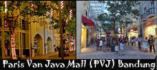 Paris Van Java Mall Bandung