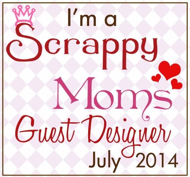 I'm a Guest Designer for