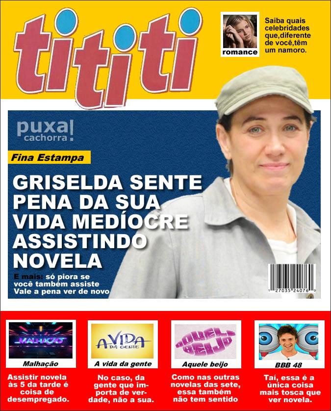 Revistas com capas realistas Tititi_sincera
