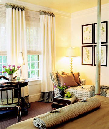 New bedroom window treatments ideas 2012 traditional Elegant window treatment ideas