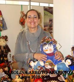Carolina Arroyo...Decoración, muñequería y pintura