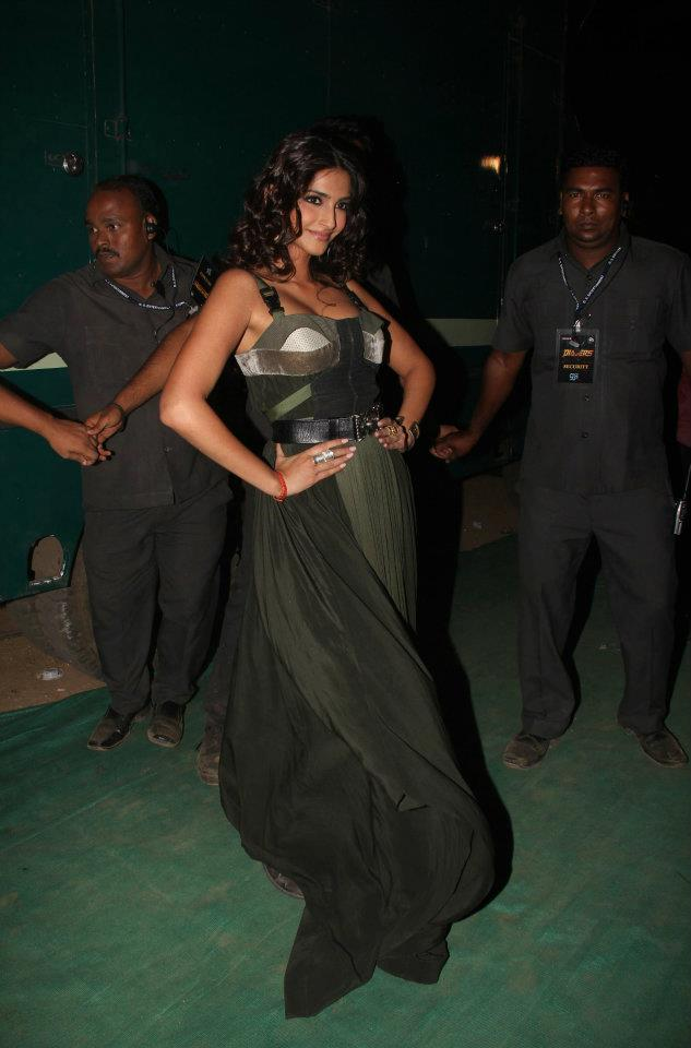 Sonam Kapoor1 - Sonam Kapoor in Hot Military Dress