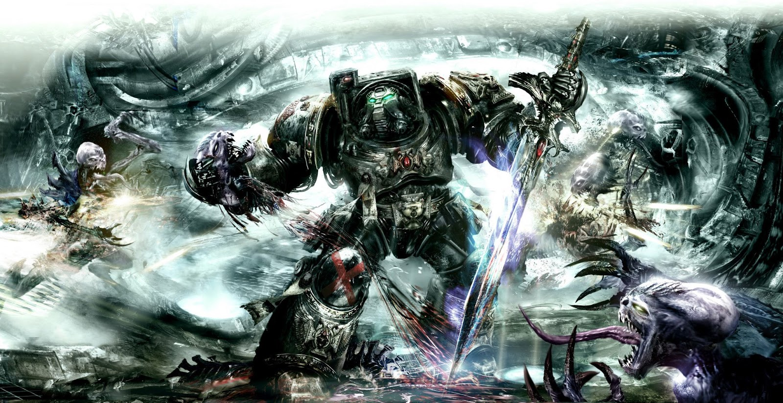 Warhammer 40k death company wallpaper - A Bigger Picture The Death Of Integrity