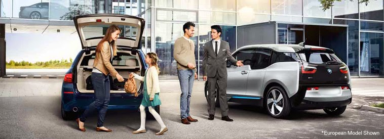 new car launches nov 2014The Electric BMW i3 November 2014
