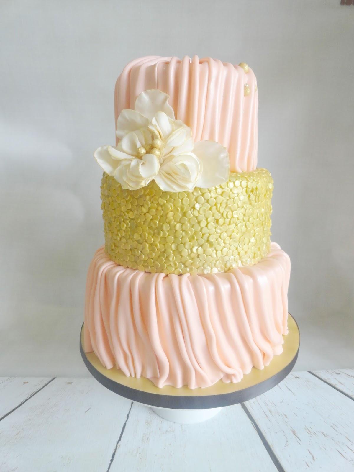 Pink Little Cake