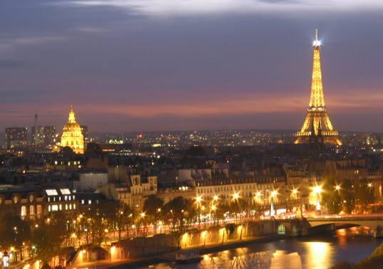 Hal hal gratis di paris