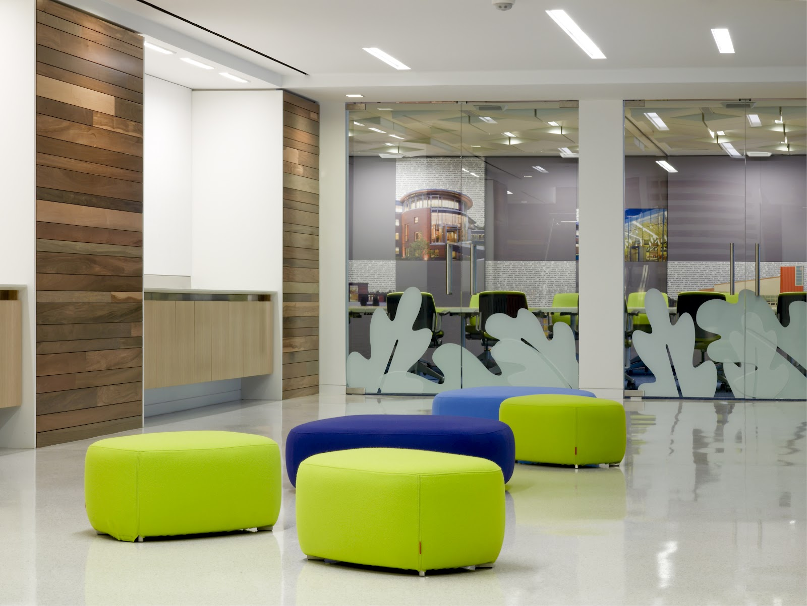 USGBC Blog: Healthy, S... Sustainable Interior Design