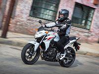 Gambar Motor 2013 Honda CB500F 1