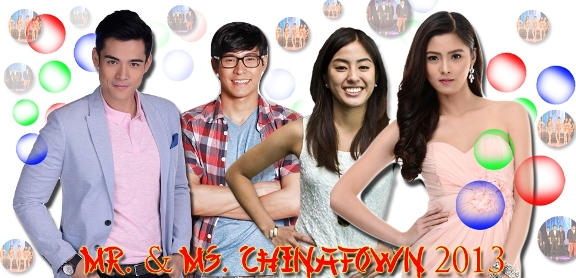 Xian Lim, Kim Chiu, Enchong Dee and Gretchen Ho to Host Mr. and Miss Chinatown 2013 | Airs June 30 on ABS-CBN
