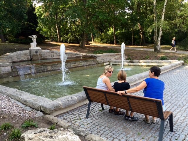 DerErfurter + Welcome in Erfurt (Thüringen): Der Stadtpark ...
