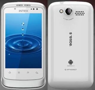 Intex Aqua SX price in India image