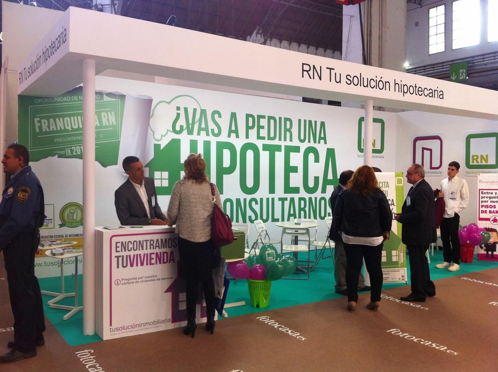 RN Tu solución hipotecaria stand BMP 2014