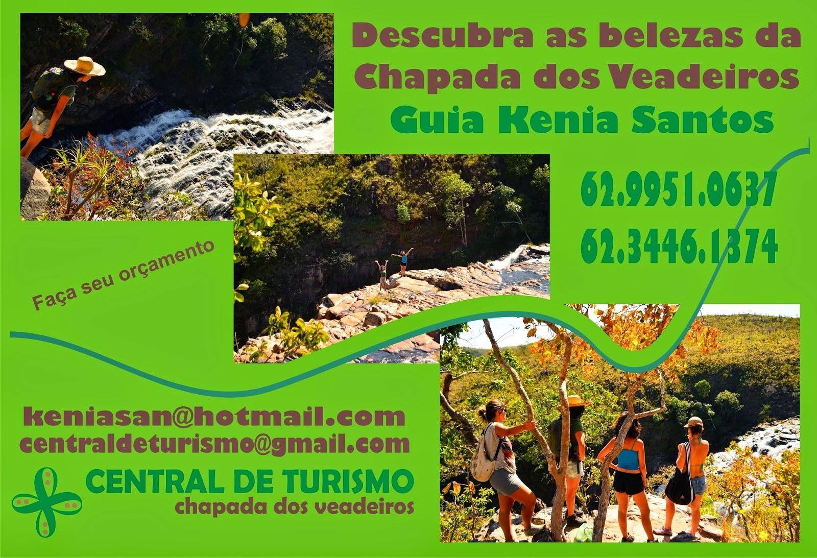 Guia de Turismo - Kenia Santos
