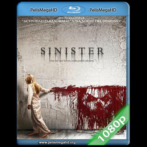 SINIESTRO (2012) FULL 1080P HD MKV ESPAÑOL LATINO