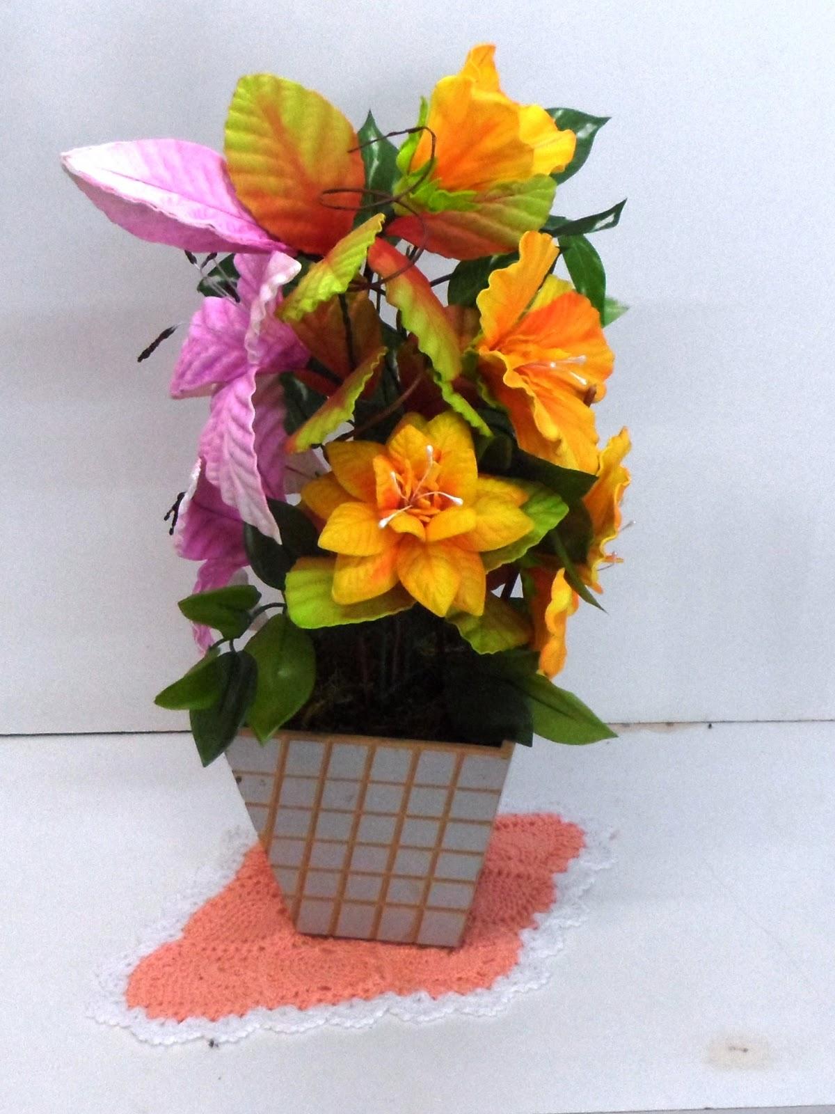 familia flores: