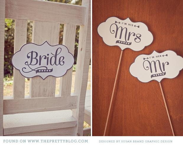 Se mi sponsormi sposo for Wedding signs printable