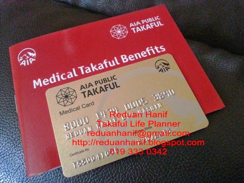Medikal Kad Terbaik Malaysia cover sehingga RM1.76 Juta setahun!!
