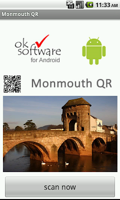 QR Code monmouth
