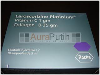 Laroscorbine Platinum Italy