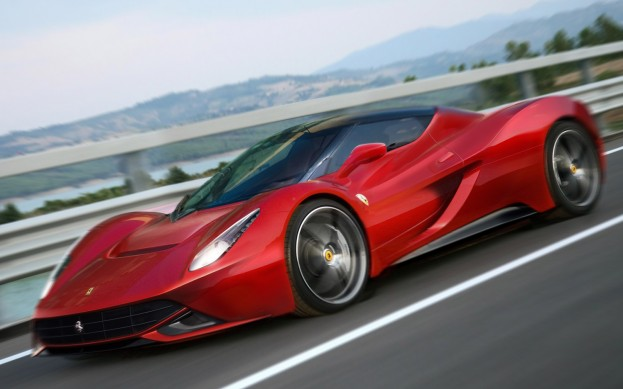 2013 Ferrari F70 Hotcarupdate