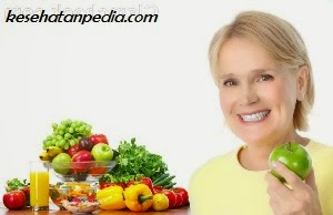 Kebutuhan nutrisi wanita menopause