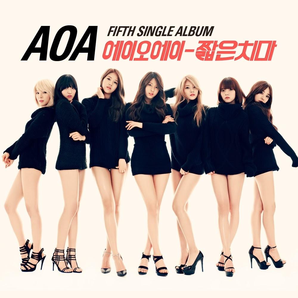 [Single] AOA – Miniskirt [FLAC]