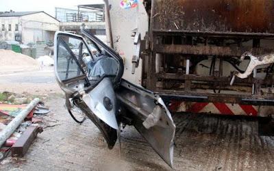 Συγκλονιστικές εικόνες από θανατηφόρο τροχαίο στο Άργος