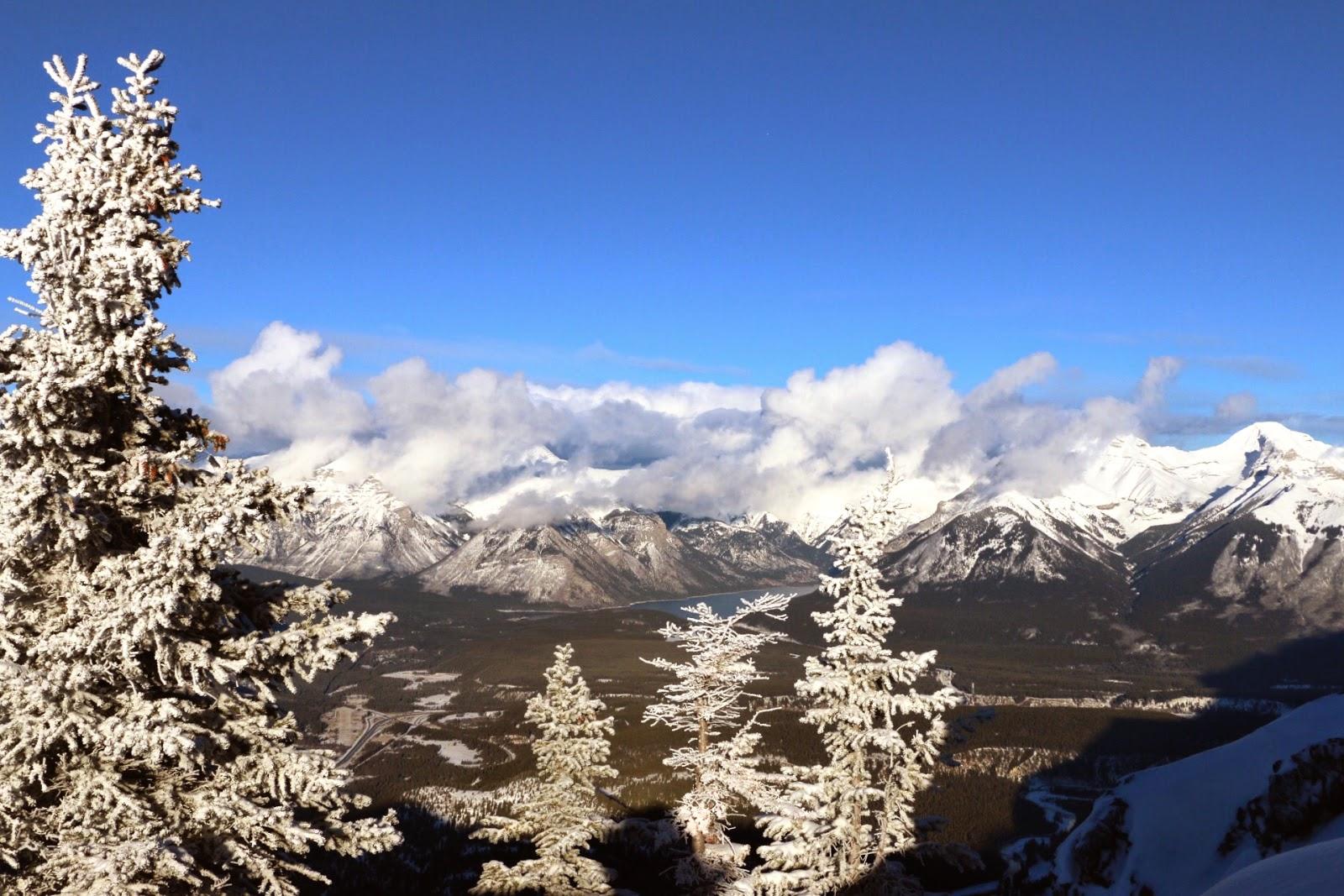 Sulphur Mountain Banff Alberta Canada by Jessica Mack (aka SweetDivergence)