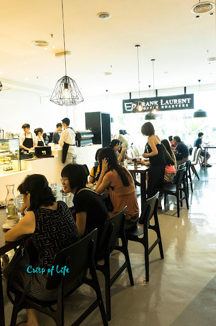 Frank Laurent Coffee Roasters @ Udini Square, Penang