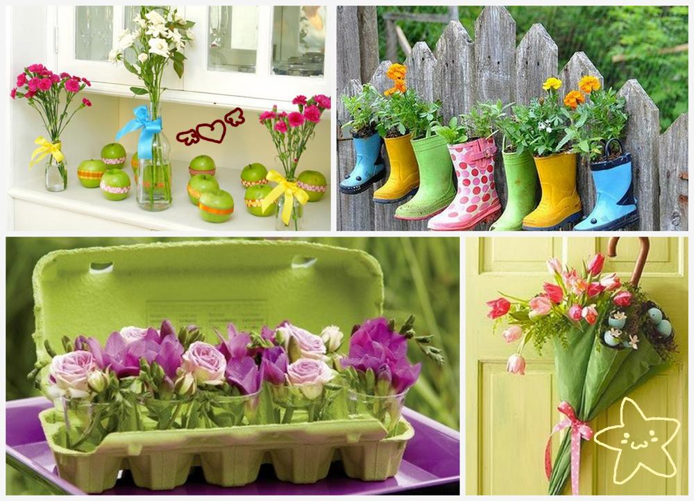 ideias jardim reciclado : ideias jardim reciclado:MAMÃE FACEIRA: TEMA BORBOLETA – DICAS DE DECORAÇÃO DE FESTA