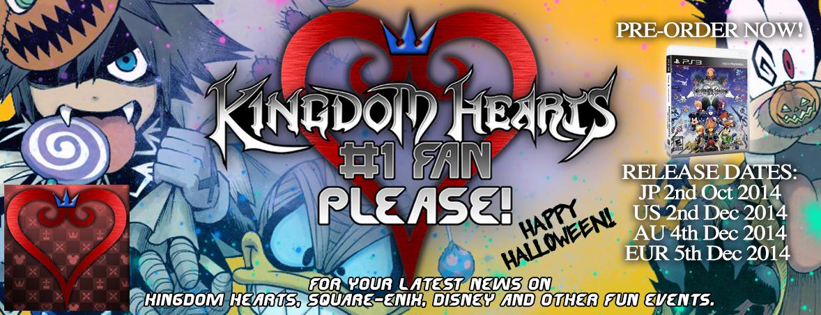 Kingdom Hearts #1 Fan Please!