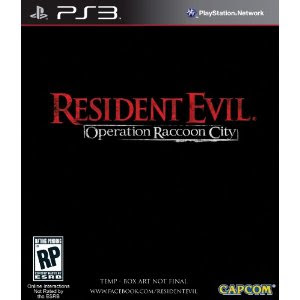 Resident Evil: Operation Raccoon City Release Date