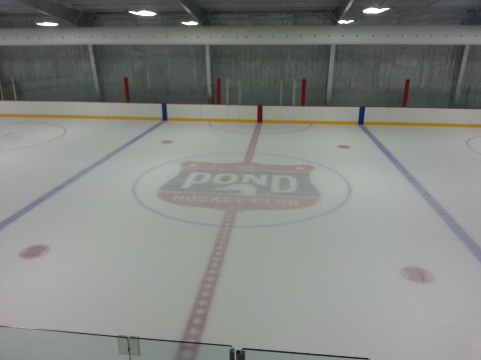 100 degree hockey texas stars hockey news pond hockey for Pond companies near me