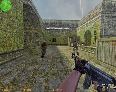 Game PC Counter Strike Condition Zero