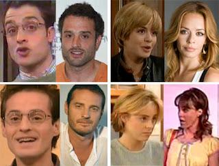 Cambios de actores: Daniel Guzmán, María Adánez, Borja Elgea, Alicia Bogo