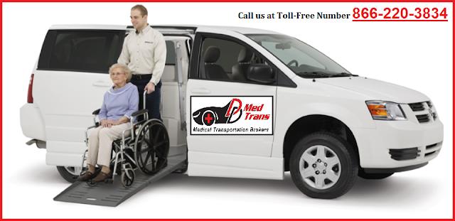 Non Emergency Wheelchair Transportation in Scottsdale, Arizona