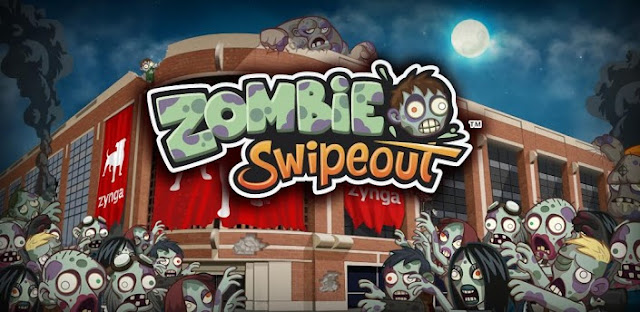 Zombie Swipeout v1.1.0.6 Mod (Unlimited Money) Apk