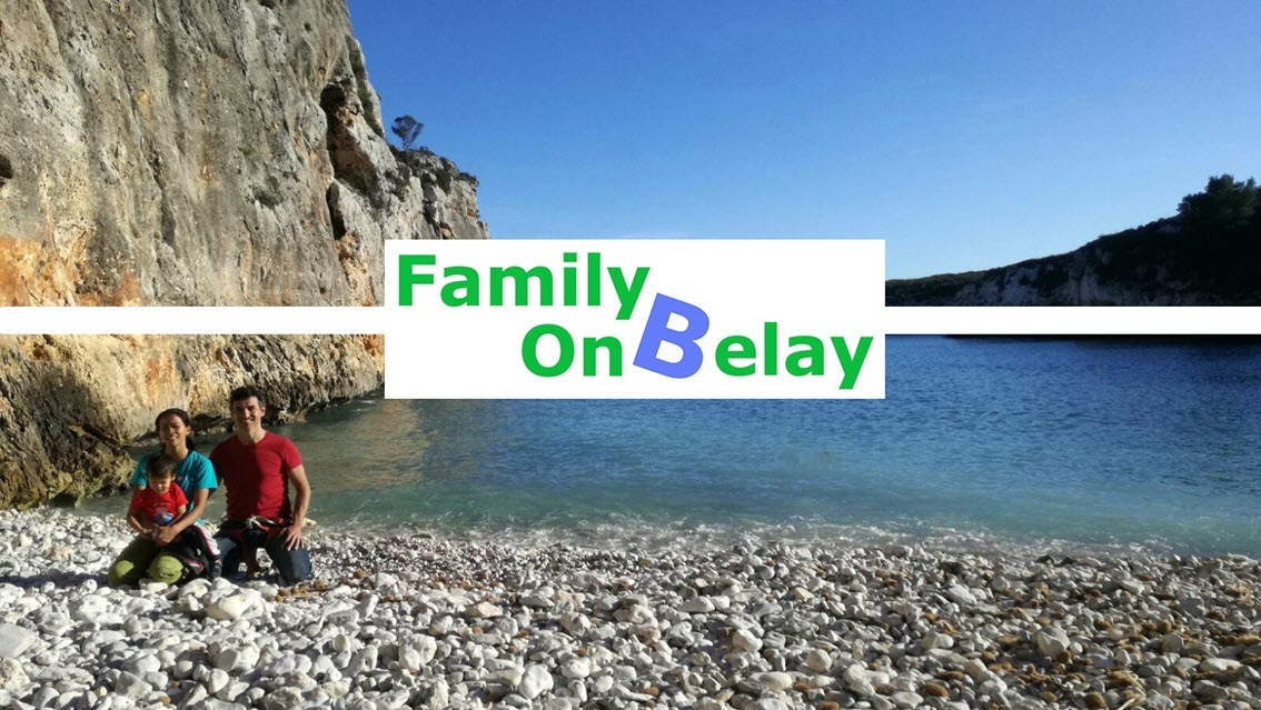 Family On belay