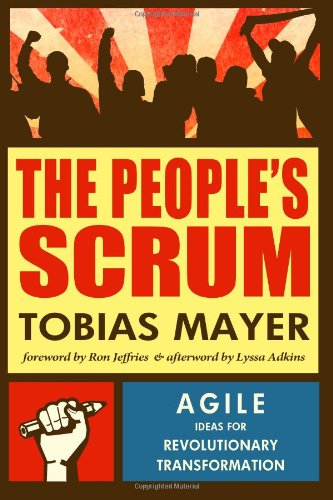 The Poeple's Scrum by Tobias Mayer