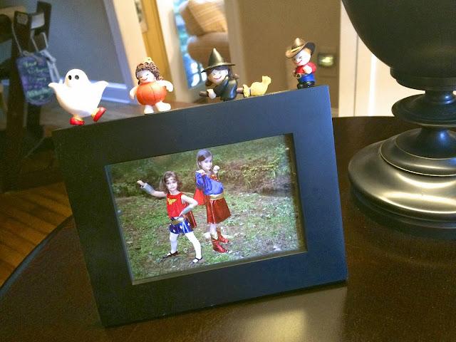 Halloween and Fall Home Decor | iloveitallwithmonikawright.com