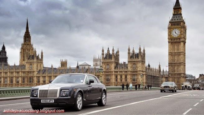 Thủ đô Luân Đôn, Anh (London, England) 26
