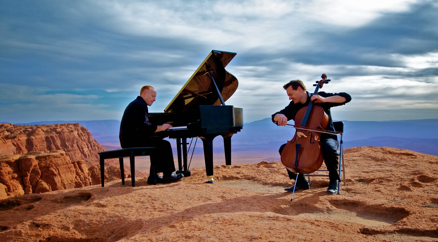 The piano guys what makes you beautiful