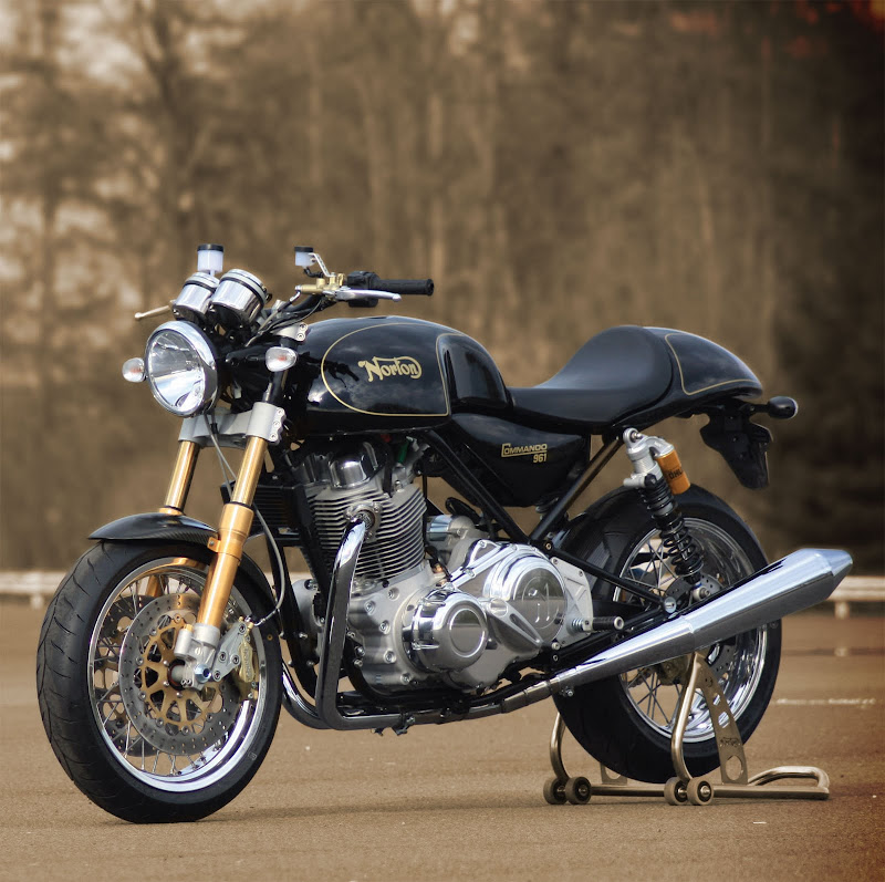 2011 Norton Commando 961 Sport - Detail Specifications