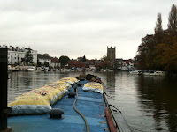 Passing through Henley